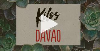 Davao KILOS DAVAO SESSIONS: EPISODE FOUR – BACK