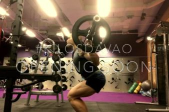 Davao Close Stance Squat: Time under tension squat stressing eccentric contractions an…