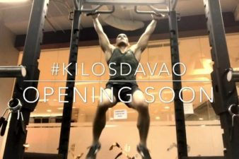 Davao Hanging Leg Raises   I am your therapist! I am your trainer!  Connect with us &#…