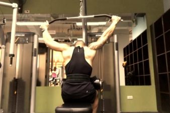 Davao Isolated Straight Bar Pulldown   I am your therapist! I am your trainer!  Connec…