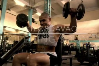 Davao Lateral Raise: Chill form police! I am well aware that there's a lot of compensa…