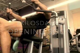Davao Machine Chest Flyes: This routine Is aimed to improve the mid-lower pectorals. T…