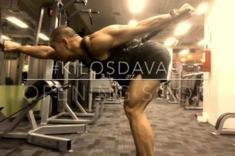 Davao Triceps Cable Kickbacks  Connect with us @: Website:   Facebook:   Instagram…
