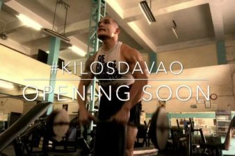 Davao Upright Row: This upright row was the second exercise of a superset after a dumb…