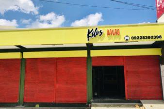 Davao KILOS DAVAO HQ – WE ARE ALMOST READY