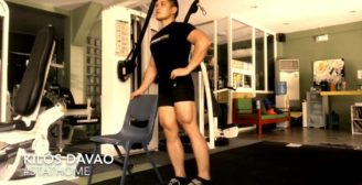 Davao ELDERLY/PWD HOME EXERCISES PROGRAM(COVID 19): DAY FORTY TWO-LEGS